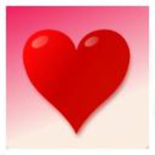 Avatar de coeur rouge
