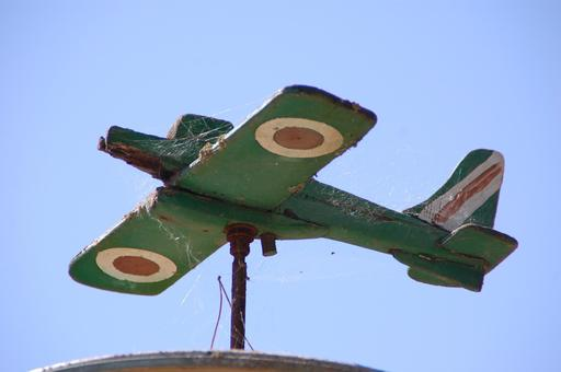 Avion-girouette