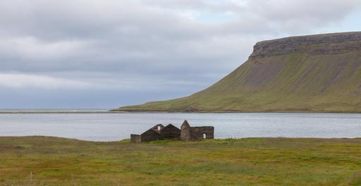 Búlandshöfði en Islande