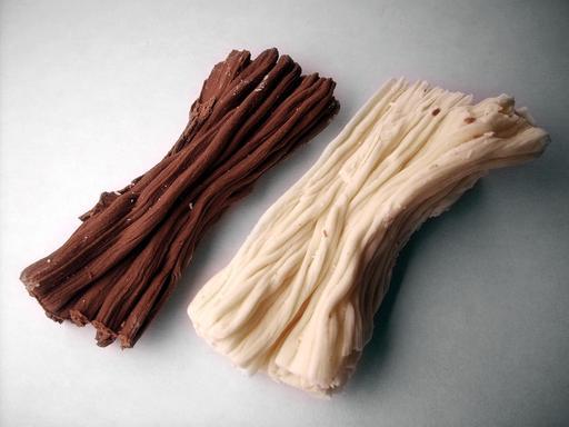 Baguettes de chocolat