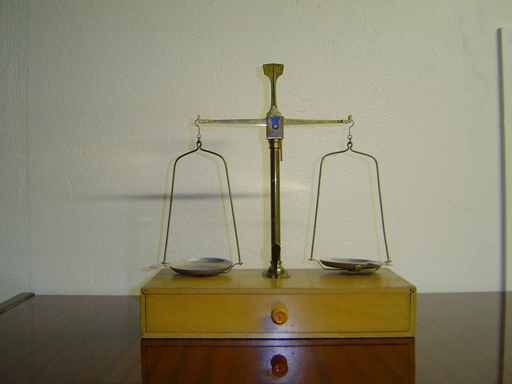 Balance dite Trébuchet