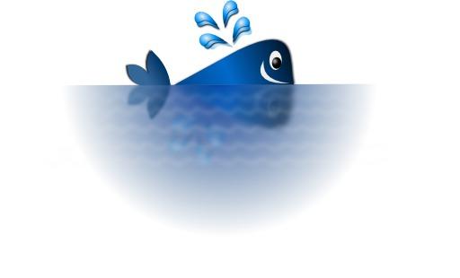 Baleine bleue heureuse