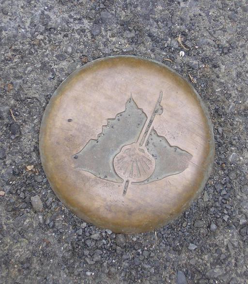 Balisage du Chemin de Saint-Jacques au Mont-Saint-Michel