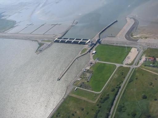 Barrage de l'Eider