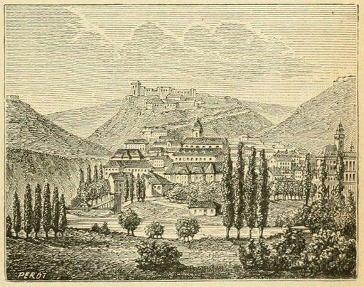 Besançon en 1877