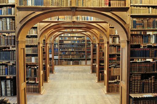 Bibliothèque scientifique en Allemagne