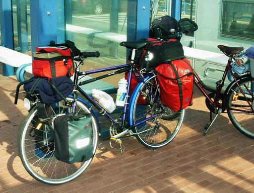 Bicyclettes de randonnée
