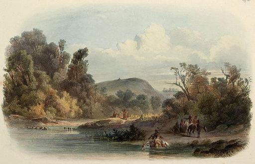 Blackbird's Hills dans le Nébraska