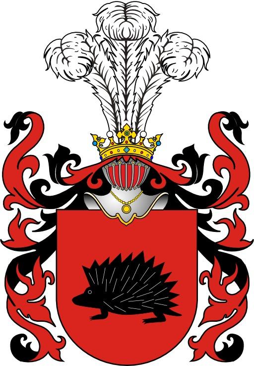 Blason d'aristocrate polonais