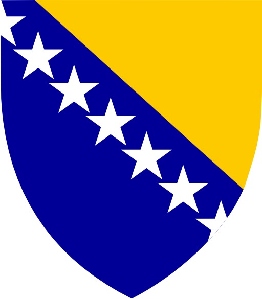 Blason de Bosnie-Herzégovine