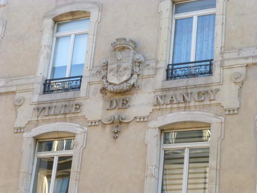 Blason de la ville de Nancy