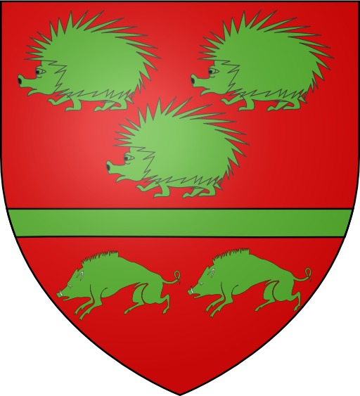 Blason de Mortefontaine