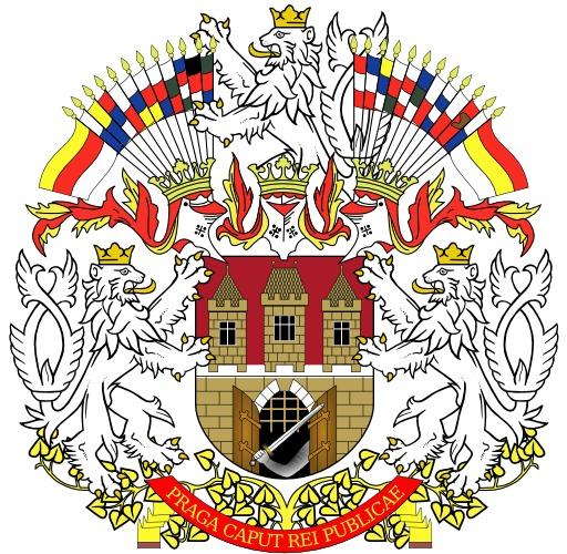 Blason de Prague
