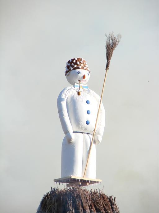 Böög d'hiver à Zürich