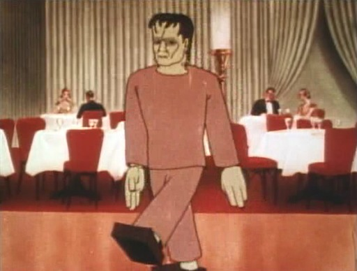 Boris Karloff en Frankenstein