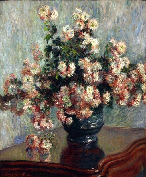 Bouquet de chrysanthèmes