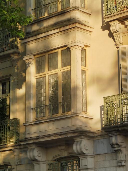 Bow-window boulevard de La Tremouille à Dijon