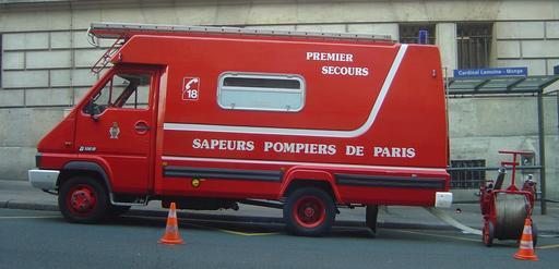 Brigade de Sapeurs-Pompiers de Paris