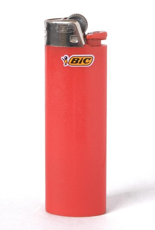 Briquet rouge