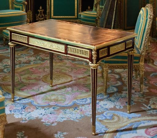 Bureau de Marie-Antoinette à Versailles