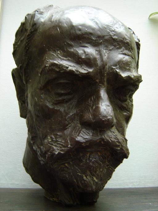 Buste du compositeur Antonin Dvorak