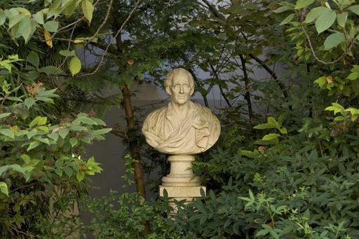 Buste Montesquieu
