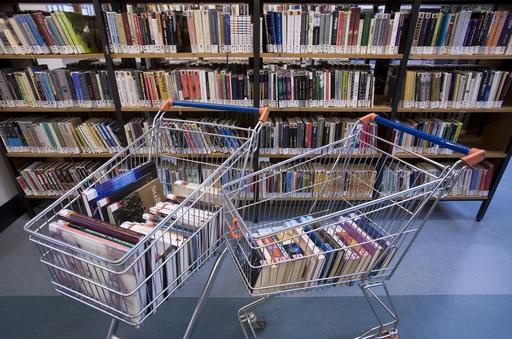 Caddies à livres