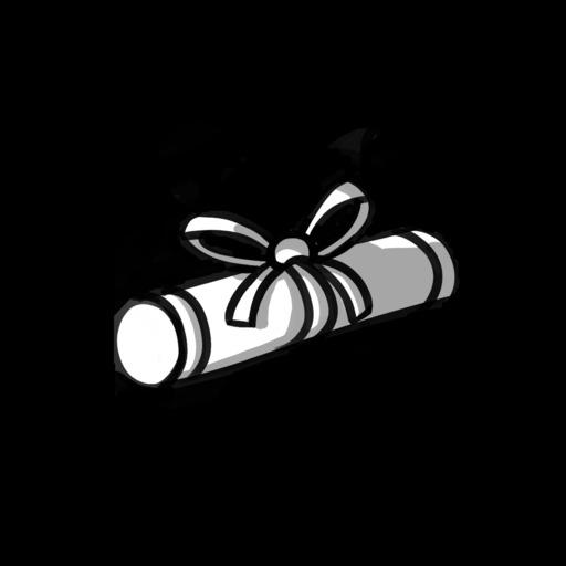 Cadeau avec ruban