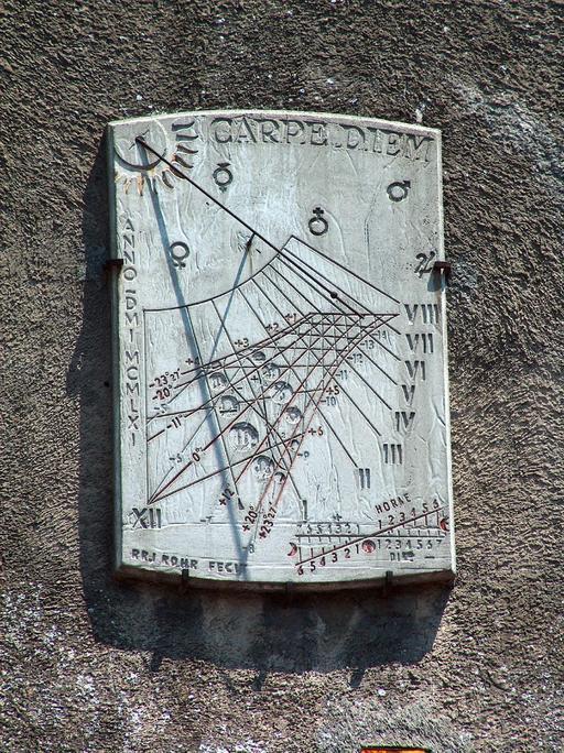 Cadran solaire de Carcassonne