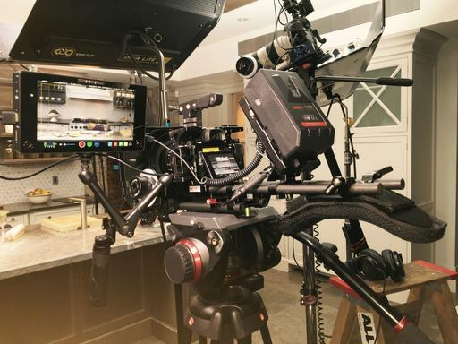 Caméra de Vancouver pour les films indiens