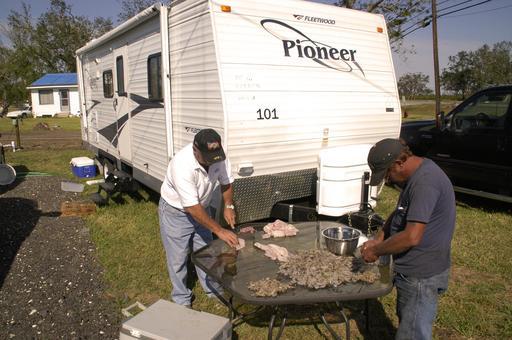 Caravane en Louisiane