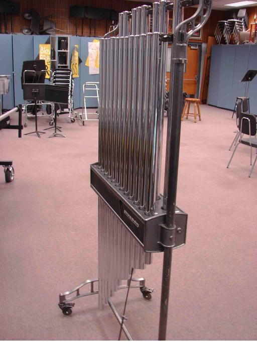 Carillon tubulaire