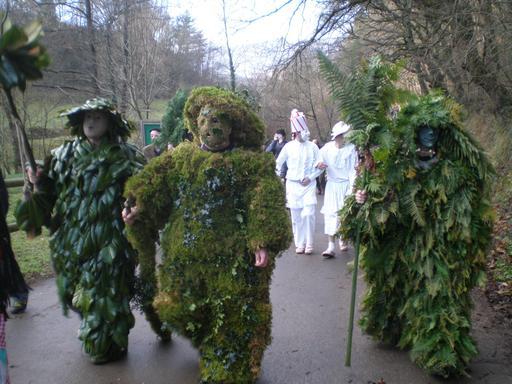 Carnaval de la Vijanera, le printemps