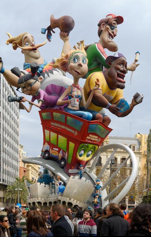 Carnaval des Falles 2013