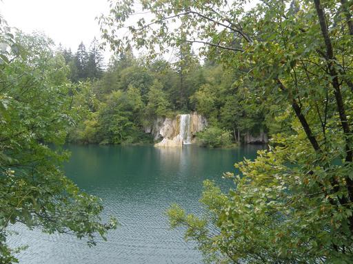 Cascade en Croatie