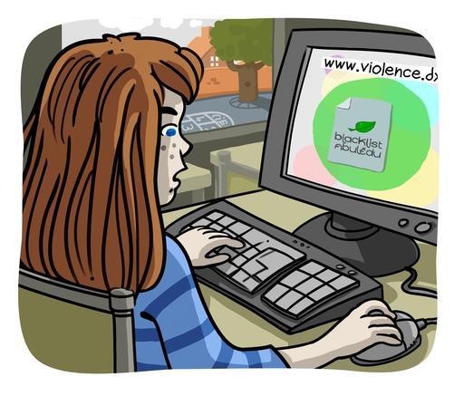 Censure internet à l'école