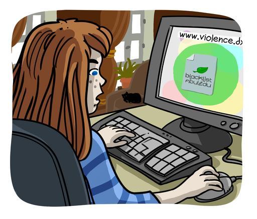 Censure internet à la maison