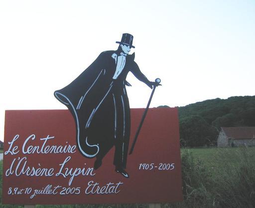Centenaire d'Arsène Lupin