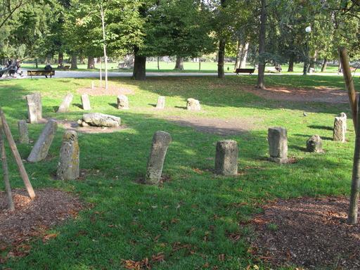 Cercle de pierres de Bordeaux