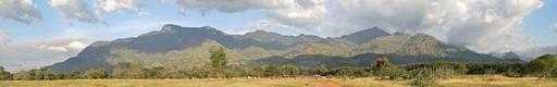 Chaîne des Uluguru en Tanzanie