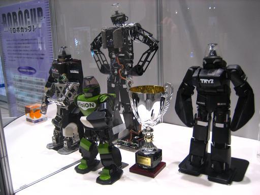 Champions 2007 de la RoboCup de football