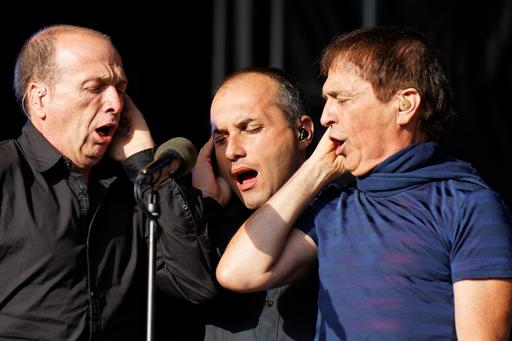 Chanteurs corses I Muvrini en concert