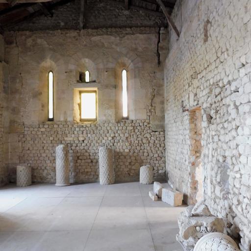 Chapelle de Loupiac-33