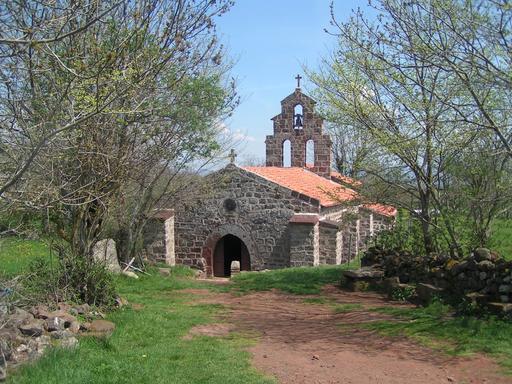 Chapelle Saint-Roch à Montbonnet