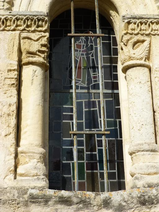 Chapiteaux de Saint-Seurin d'Artigues