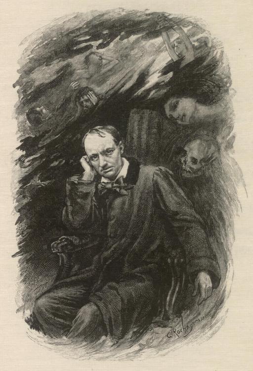Charles Baudelaire et ses fantômes