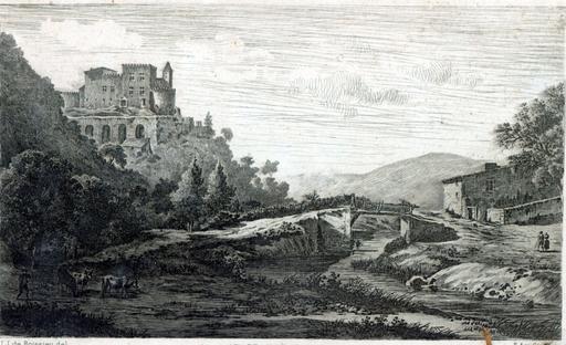 Chartreuse de Châteauneuf en 1789