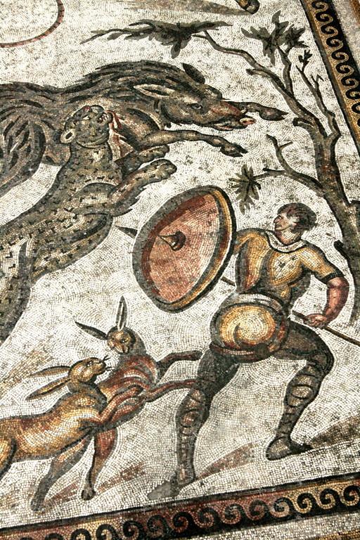 Chasseur romain