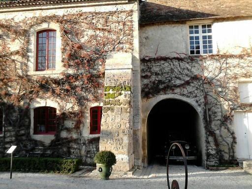 Château Carbonnieux à Léognan