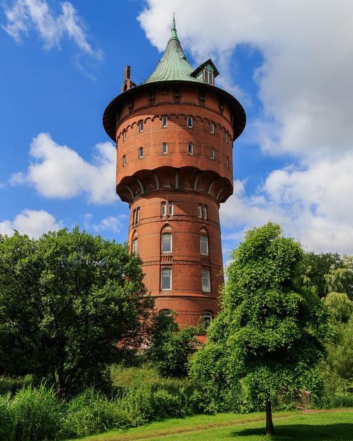Château d'eau de Cuxhaven